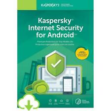 Kaspersky internet security 2020 For ANDROID 1 Device 1 year Global | New