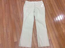 Nwt Dockers Girls Easy Care Adjustable Khaki Uniform Pants Size 18.5 Plus (T9-4)