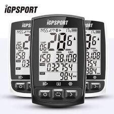 IGPSPORT Radfahren GPS Computer Kilometerzähler Ameise+Wasserdicht schwarz