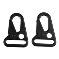 Carabiner D Shape Buckle Pack, Keychain Clip,Spring Snap Key Chain Clip Hook