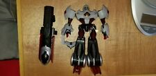 Transformers: Animated Voyager Class Megatron Cybertronian decepticon