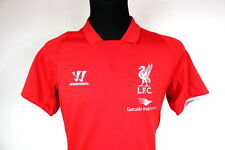 *NEW* SHIRT FC LIVERPOOL WARRIOR 2014/15 RED  TRAINING JERSEY SIZE (S/M)