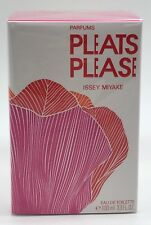 PLEATS PLEASE Issey Miyake  EDT Perfume 3.3 / 3.4 oz / 100 ml New in Box