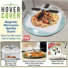 Hover Cover Magnetic Microwave Food Cover Seen On Tv New Free Shipping