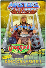 Masters of the Universe Classics King Grayskull 6 Inch Action Figure With Orb