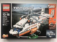 LEGO Technic 42052 Heavy Lift Helicopter  Retired New Sealed