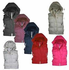 Unbranded Polyester Gilet Coats & Jackets for Women