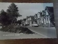 Dutch Postcard St Maartensdijk Molendijk 1963 Zealand Holland Netherlands