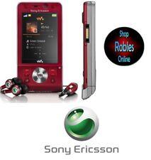 Sony Ericsson W910i Walkman Hearty Red (Ohne Simlock) 3G 4Band Radio TOP