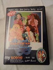 MY SCENE Masquerade Madness Cartoni Animati Francese Film DVD