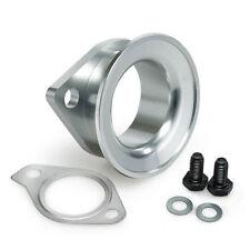 Turbo Aluminum Compressor outlet Discharge Flange/Adapter 2 Bolt For EVO 6/7/8/9