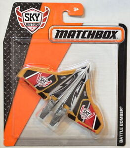 MATCHBOX SKYBUSTERS BATTLE BOMBER