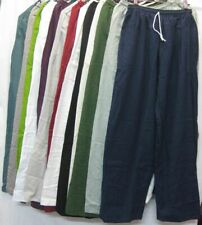 Mens Pants cotton hippy yoga Comfy Unisex Summer hippie pants beach boho