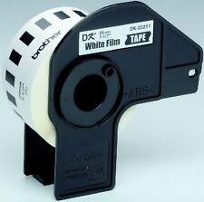 Beschriftungsband original Brother P-touch DK22211 Film 29mm x 15,4m QL-570 neu