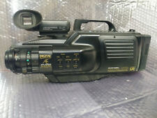 SEARS SOLID STATE VHS 934.53801190 VIDEO CAMERA RECORDER w/ CASE
