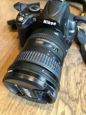 Nikon D D5000 12.3Mp Digital Slr Camera - Black Vr Af-S Dx 18-200mm lens