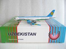 Phoenix Models Uzberkistan B757-200, Reg.# VP-BUD, 1:400 Scale, Very RARE