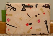 Kate Spade Gia LARGE Pouch Hop to It   WLRU 3198
