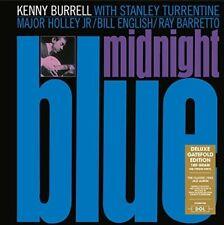 Kenny Burrell - Midnight Blue [Used Very Good Vinyl LP] UK - Import