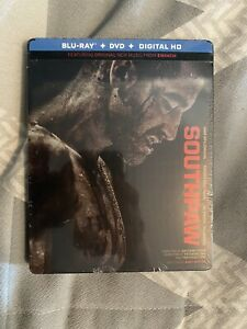 Southpaw Steelbook Bluray +dvd+digital Hd Precintado