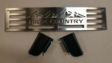 "M2M ""HIGH COUNTRY""Compat w/CHEVY2015-19 Silverado2500/3500HDBumper Grille Insert"