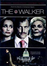 NEW DVD // THE WALKER //Kristin Scott Thomas, Lauren Bacall, Woody Harrelson