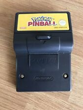 NINTENDO GAMEBOY COLOUR GAME - POKEMON PINBALL DMG=VPHP-EUR - USED