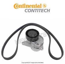 For Volvo S40 S60 S80 V40 V70 XC70 XC90 Drive Belt Kit Contitech ADK0039P