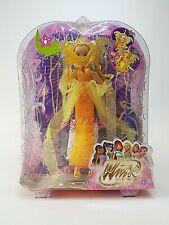 Poupée WINX Club - NYMPH DAPHNE -  Mattel Rainbow 2008  RARE NIB Doll