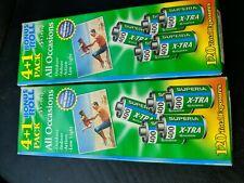 10 Rolls FUJI SUPERIA XTRA 400 COLOUR NEG--35mm/ 24 exposure