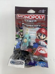 Monopoly Gamer Mario Kart Power Pack by Hasbro ROSALINA E0762 NEW & SEALED