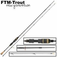 FTM Finesse Limited Light Rute 1,80m 0,8-4,5g - Spinnrute für Forelle, Angelrute