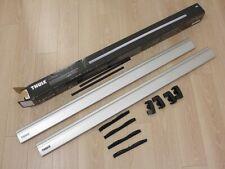 2 pezzi Thule 969200 Wingbar Aerodinamiche 135 cm Nero
