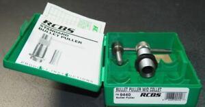 RCBS Standard Bullet Puller-w/o Collet-(09440)