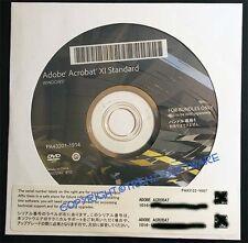Adobe AcrobatXI-Familie (Box) (1) - Vollversion für Windows 65196640/OEM
