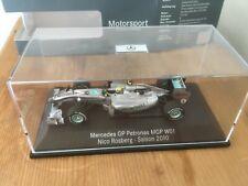 New listing mercedes GP petronas MGP W01 1:43 nico rosberg - saison 2010