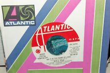 1975 BEN E. KING DO IT IN THE NAME OF LOVE ATLANTIC PROMO 45 #45-3274 NM-