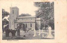 POSTCARD  BUCKINGHAMSHIRE       HALTON   Church