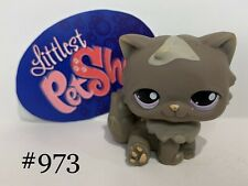 Persian Cat #973 - Authentic Littlest Pet Shop - Hasbro Lps