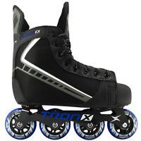TronX Velocity Senior Inline Indoor Outdoor Roller Hockey Skates