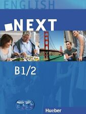 NEXT B1/2. Lehr- und Arbeitsbuch mit 2 Audio-CDs und Companion / Student's...
