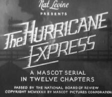 Hurricane Express (John Wayne)1932 DVD SERIAL