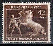 Germany 1939, Mi. #699**, Sc. #B145**, superb MNH, OG