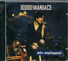 CD LIVE 14 TITRES--10.000 MANIACS--MTV UNPLUGGED 1993