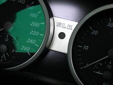 Mercedes SLK 171 R171 Zierblende Tacho mit Gravur FL 280 200 350 AMG Brabus 65