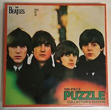 The Beatles For Sale Collectors Edition 500 Piece Album Cover Puzzle New Sealed