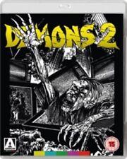 Demons 2 (David Knight, Nancy Brilli) Two New Region B Blu-ray + DVD