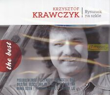 = KRZYSZTOF KRAWCZYK - THE BEST // RYSUNEK NA SZKLE  // CD sealed