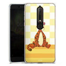Nokia 6 2018 Silikon Hülle Case - Tigger