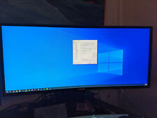"""Samsung 29"""" Ultra Wide HD Curved Monitor LS29E790CNS"""